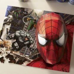 Spiderman 3-D Puzzle