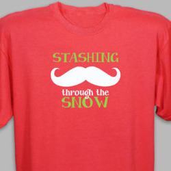 Stashing Through the Snow T-Shirt