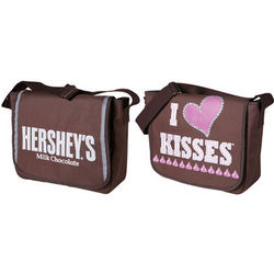 Hershey's Kiss Messenger Bag
