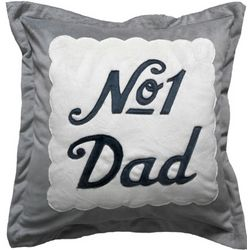 No#1 Dad Pillow