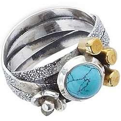 Bonita Turquoise Ring