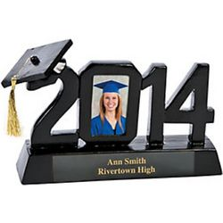 2014 Personalized Graduation Picture Frame