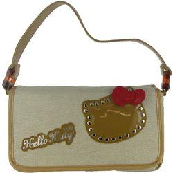 Hello Kitty Studded Gold Mini Handbag Purse