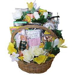 Women's Health Healthy Gift Basket