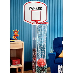 Personalized Basketball Hamper Bank