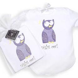 Night Owl Layette Outfit