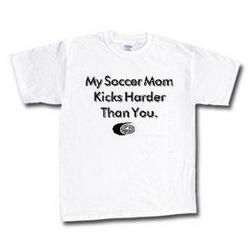 My Soccer Mom T-Shirt