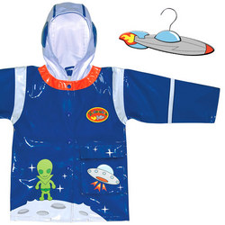 Space Hero Raincoat