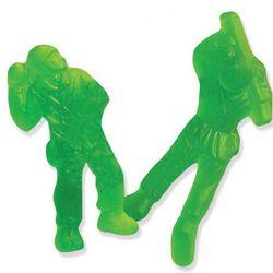 Gummy Green Army Guys
