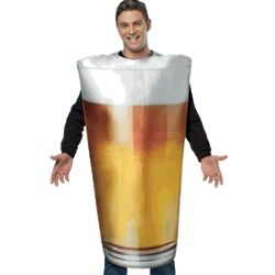 Glass of Beer Costume