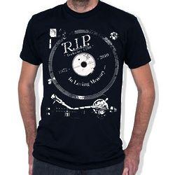 RIP Technics Black T-Shirt