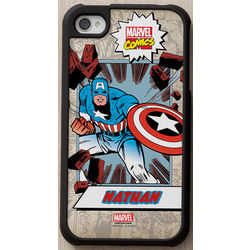 Personalized Marvel Comics Hero iPhone Case Insert