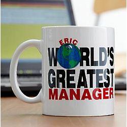 Personalized World's Greatest Mug