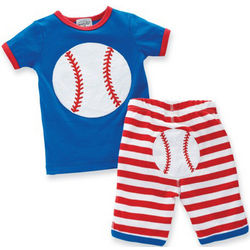 Baseball Baby 2-Piece Set