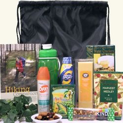 Take a Hike Hiking and Outdoor Gift Basket