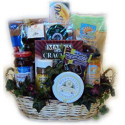That's Italian! Italian Themed Healthy Gift Basket