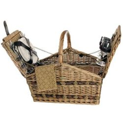 Estate Elite Picnic Basket for 4