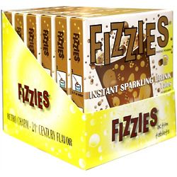 Fizzies Root Beer Candy Drink Tablets