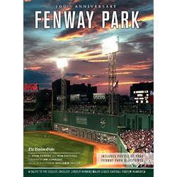 100th Anniversary Fenway Park Book
