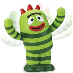 Yo Gabba Gabba Dance Around Brobee