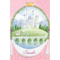 Fairytale Princess Castle Wall Art