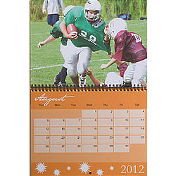 Personalized Seasons Photo Calendar