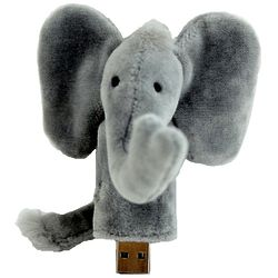 Elephant USB Flash Drive