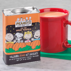 Peanuts Orange Hot Chocolate