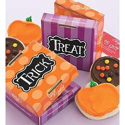 Halloween Cookies and Gift Card