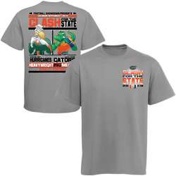 Florida Gators Vs. Miami Hurricanes 2013 Gameday T-Shirt