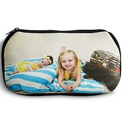 Personalized Color Photo Cosmetic Bag