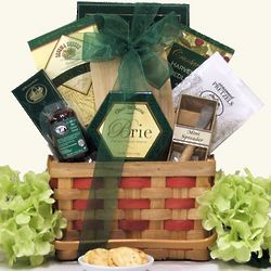 Gourmet Cheese Picnic Time Gift Basket