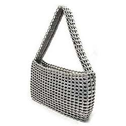 Recycled Soda Tab Handbag