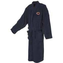 Chicago Bears Men's Ultra Plush Bathrobe