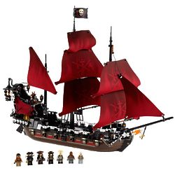 Lego Queen Anne Revenge Building Set