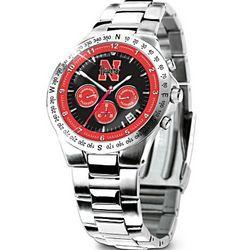Nebraska Cornhuskers Collector's Watch