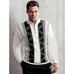 Whistler Mountain Mix Weave Sweater