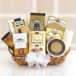In Our Thoughts Sympathy Gift Basket