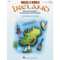 Music of Ireland Book and CD