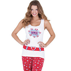 Super Lover Women's Pajamas
