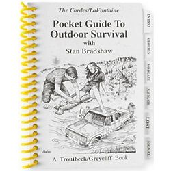 Pocket Guide to Outdoor Survival Book