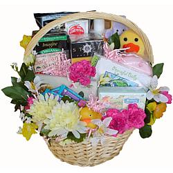 Healthy Mommy & Baby Gift Basket