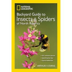 Backyard Guide to Insects and Spiders of North America Book