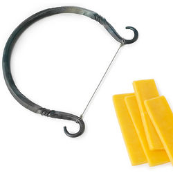 Hand-Forged Cheese Slicer