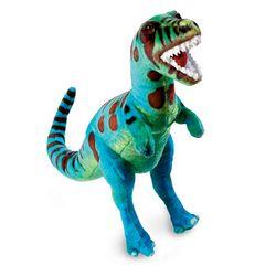Giant Plush Dinosaur