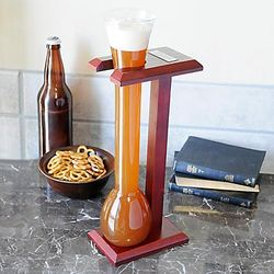 Personalized Half Yard Ale Glass