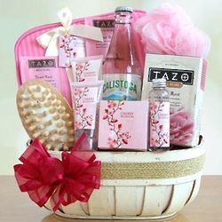 Cherry Cherry! Spa Gift Basket