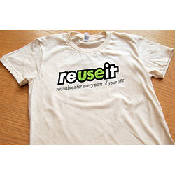 Reuseit Woman's T-Shirt