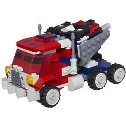 Kre-O Transformers Beast Blade Truck Construction Kit