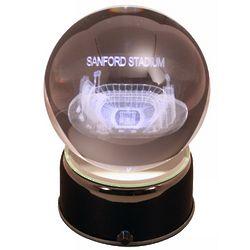 University of Georgia Sanford Stadium Crystal Ball